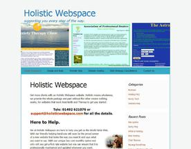 Holistic Web