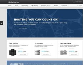 Shrikehosting Limited