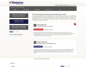 FX Domains Reseller