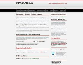 Domain Recover