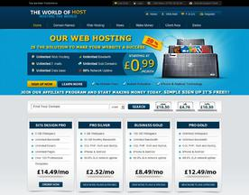 The World of Host