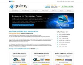 Galaxy Web Solutions Ltd