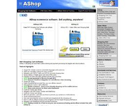AShop Software
