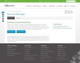 VMware Service Manager UK