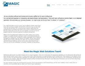 Magic Web Solutions UK
