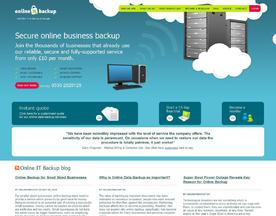 Online IT Backup