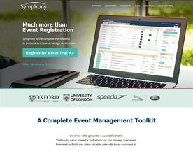 Symphony Event Management