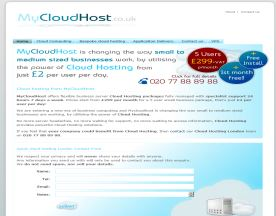 MyCloudHost.co.uk
