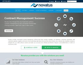 Novatus Contract Management