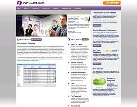 Influence Recruitment Software