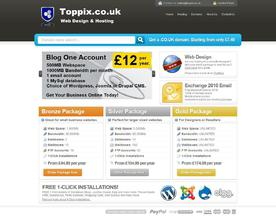 Toppix Web Design & Hosting