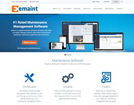eMaint CMMS
