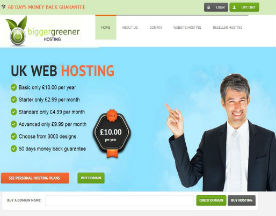 Bigger Greener Hosting