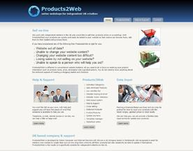 Products2Web