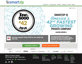 SmartZip Analytics