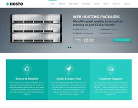 Hosto Web Host