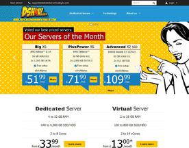 Dedicated Server Hosting 4 U