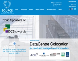 Source Data Centres