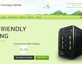 Green Source Hosting
