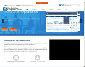 SCMS - SharePoint Case Management System