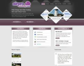 Airpro Web Design