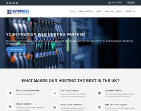 DevonWebs Design & Hosting