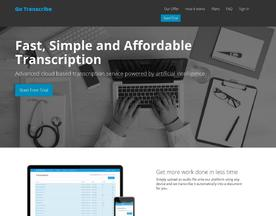 Go-Transcribe Ltd